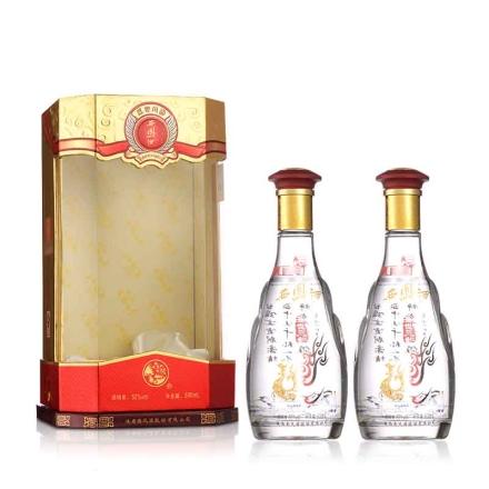 52°西凤酒(盛世风韵佳酿)500ml (双瓶装)