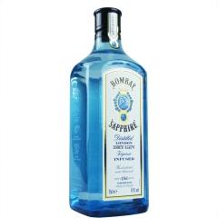 40°英国孟买蓝宝石金酒750ml