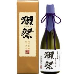 16°日本獭祭二割三分 纯米大吟酿清酒 720ml