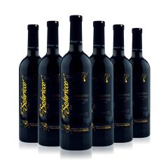 黄金鲟摩尔多瓦太阳干红葡萄酒750ml(6瓶装)