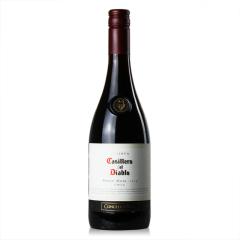 13.5°智利干露红魔鬼黑皮诺红葡萄酒750ml