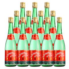55°西凤酒绿瓶500ml(12瓶)