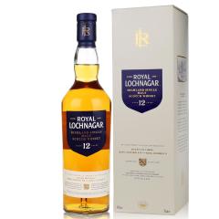 40°英国皇家蓝勋12年单一麦芽威士忌700ml