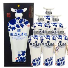 46°赊店元青花500ml(6瓶装)