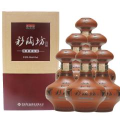(46°+70°) 仰韶 彩陶坊地之韵陶香型 (450ml+50ml) 6瓶整箱