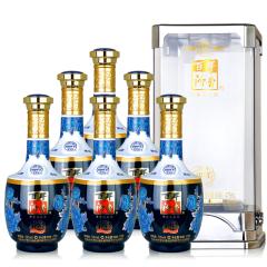 53°汾酒杏花村百年汾杏精酿475ml(6瓶)