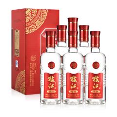 50°枝江(鸿缘)500ml(6瓶装)