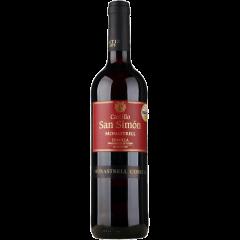 西莫干红葡萄酒750ml