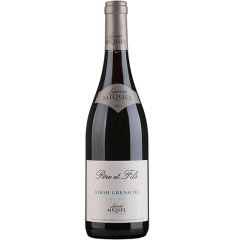 劳伦米格尔父子系列西拉歌海娜干红葡萄酒750ml