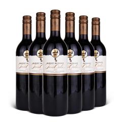 13.5°美国蒙大菲双橡园赤霞珠2013红葡萄酒750ml(6支装)