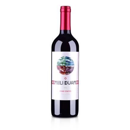 智利红酒智利魅利干红葡萄酒750ml