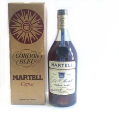 40度 马爹利蓝带红太阳 700ml 1970年代末老酒【老酒收藏】