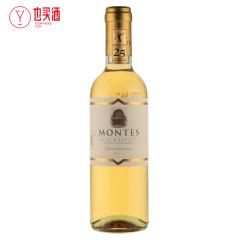 蒙特斯晚收贵腐甜白葡萄酒375ml