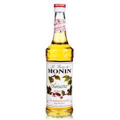 莫林MONIN榛果味糖浆(调酒必备)700ml