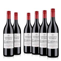 澳大利亚红酒整箱奔富洛神山庄赤霞珠干红葡萄酒1000ml(6瓶装)