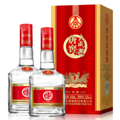 52°五粮液股份大成唐窖500ml(2瓶)