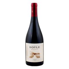 智利进口 柯莱皇室西拉干红葡萄酒 750ml