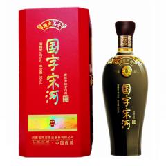 46°宋河国字宋河国字三号浓香型白酒500ml