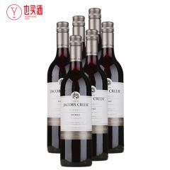杰卡斯西拉子红葡萄酒750ml  6支装