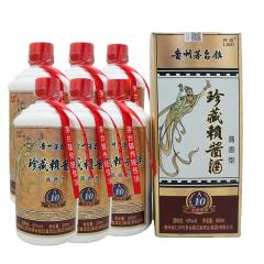 53°贵州茅台镇珍藏赖酱 500ml(6瓶)