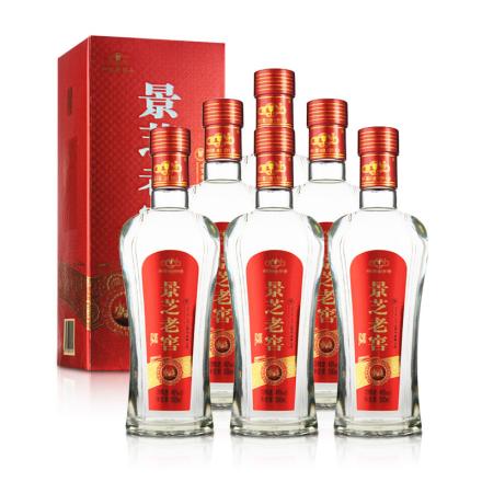 46°景芝老窖500ml(6瓶装)