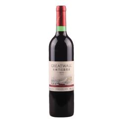 长城特制解百纳干红葡萄酒750ml