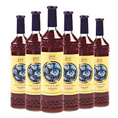 4°雪兰山柔顺蓝莓酒750ml(6瓶装)