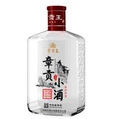 45°章贡王  浓香型  红岩洞藏 章贡小酒125ml(2013年老酒)