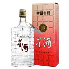 【老酒特卖】38°董酒(红董)500ml(90年代)收藏老酒