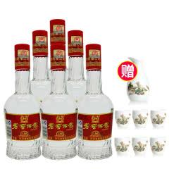 42°泸州老窖 老窖传奇浓香型白酒450ml*6瓶
