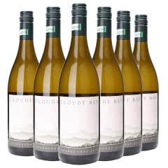 14°新西兰云雾之湾(Cloudy Bay )霞多丽干白葡萄酒6支装