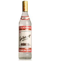 40°拉脱维亚苏联红伏特加洋酒750ml