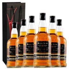 41°皇家贝斯威士忌700ml*6瓶装+礼袋*3