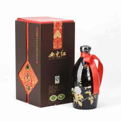 绍兴黄酒女儿红十二年陈 牡丹瓶 精品黄酒500ml 礼盒装 2瓶送礼袋