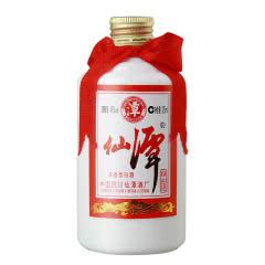 45° 潭酒 仙潭特曲 固态纯粮 轻奢型浓香白酒  125ml