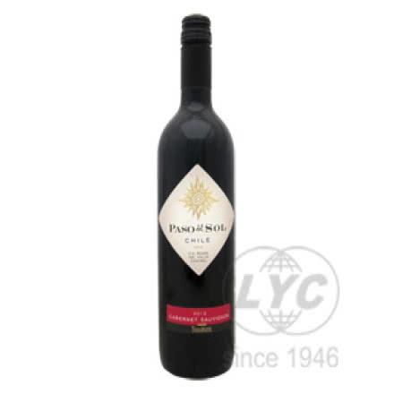 智利帝美达(太阳系列)赤霞珠红葡萄酒 750ml