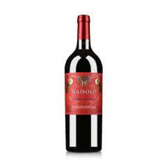 意大利圣霞多·麦索罗干红葡萄酒750ml (西西里岛地理标志保护葡萄酒)