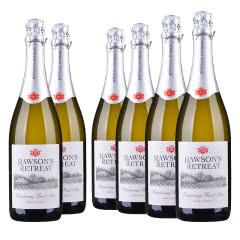 澳大利亚奔富洛神山庄霞多丽黑皮诺白起泡葡萄酒750ml(整箱6瓶装)