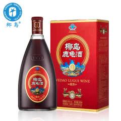 33°椰岛鹿龟酒单盒礼盒装500ml