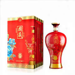 52°泸州御酒国藏30年浓香型白酒大坛1.5L红色版