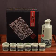 潭酒陶瓷分酒器(七件套)