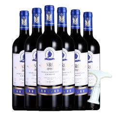 法国宾露酒庄蓝钻整箱装送开瓶器750ml(6支装)