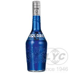 意大利馥莱俐(VOLARE)蓝橙味力娇酒 700ml