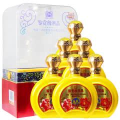 52度 泸州系列 鉴赏级酒品珍藏9K 送礼酒  整箱装500ml*6