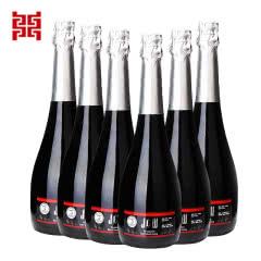 进口洋酒 西班牙艾槟红葡萄汁饮料(充气型) 无酒精饮料 6支装