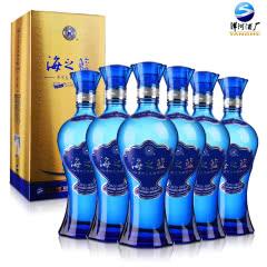 42°洋河蓝色经典海之蓝 480ml(6瓶装)