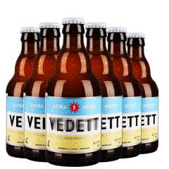 比利时进口精酿啤酒白熊啤酒330ml(6瓶装)