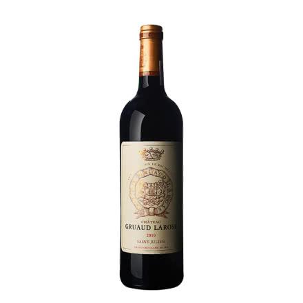 (列级庄·名庄·正牌)法国原瓶进口金玫瑰酒庄2010干红葡萄酒750ml