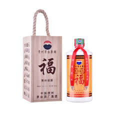 52°茅台集团贵州福酒500ml(2008年)