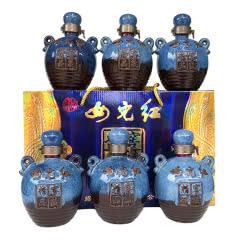 女儿红绍兴黄酒精品窖藏500ml*6礼盒装